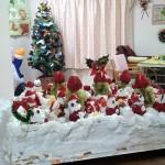 2016.12.21 クリスマス会のケーキ