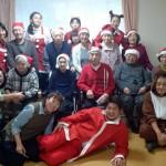 2016.12.22 クリスマス会の様子