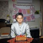 12. 祝 誕生日!!