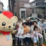 2017.8.11 さくら丘夏祭り 町内会の夏まつり参加