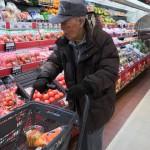 11.今日の買い物は、果物、牛乳、あとは・・・。