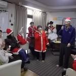 3.クリスマス会-みんなで大合唱♪