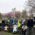 2018.5.2 農試公園へお花見