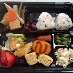 2018.5.2 手作りのお弁当(お花見)